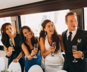 Pacific Yacht Charters Wedding Venue Vancouver