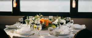 Pacific Yacht Charters Luxury event venues