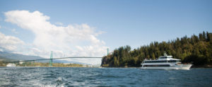 Pacific Yacht Charters routes