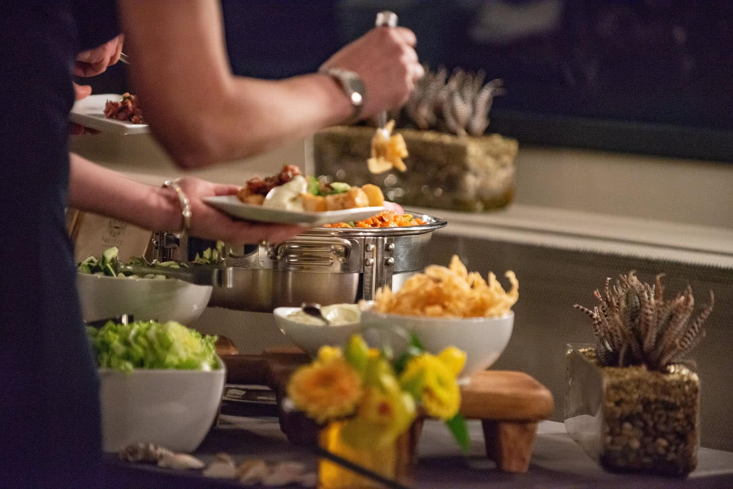 corporate event catering vancouver